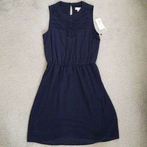 Maison Jules Blu Notte Dress